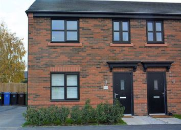 Thumbnail 3 bed semi-detached house for sale in Crompton Way, Lowton, Cheshire
