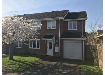 Thumbnail 4 bed semi-detached house for sale in Bissley Drive, Maidenhead