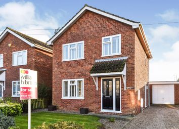 3 bed detached house for sale in Field End Close, Gaywood, King's Lynn PE30