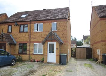 Thumbnail 2 bed semi-detached house for sale in Dawson Road, Sleaford