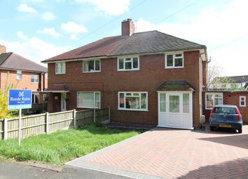 Thumbnail 3 bed semi-detached house for sale in Vanity Lane, Oulton, Stone
