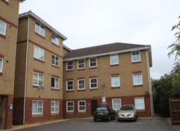 Thumbnail 1 bed flat to rent in Henry Bird Way, Northampton