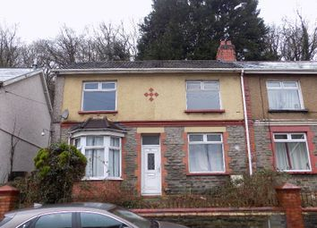 Thumbnail 3 bed semi-detached house for sale in North Road, Newbridge, Newport. 4Af.