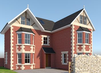 Thumbnail 4 bed detached house for sale in Blouchers Lane Locarno Road, Swanage