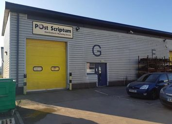Thumbnail Industrial to let in Unit G, Oyo Business Units, Hindmans Way, Dagenham, Essex