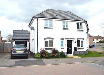 3 bed semi-detached house for sale in Merton Drive, Derby DE22