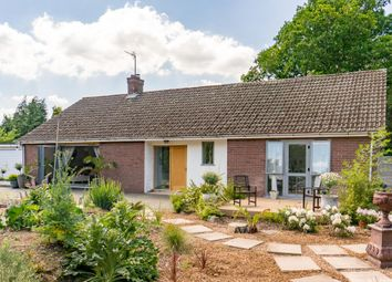 Thumbnail 4 bed detached bungalow for sale in Old Coppice, Lyth Hill, Lyth Bank, Shrewsbury
