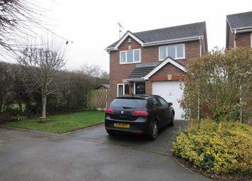 Thumbnail 3 bed detached house for sale in Glenridding Close, West Bridgford, Nottingham