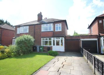 Thumbnail 3 bed semi-detached house to rent in Vicarage Lane, Poynton, Stockport