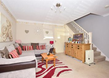 Thumbnail 3 bed terraced house for sale in Anselm Close, Sittingbourne, Kent