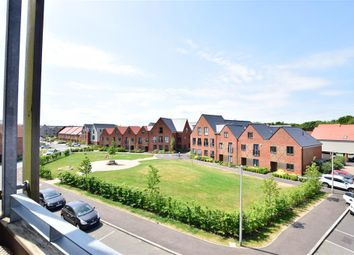 Thumbnail 2 bed flat for sale in Elliotts Way, Chatham, Kent