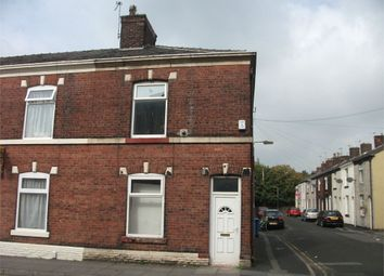 Thumbnail 2 bed end terrace house to rent in Milltown Street, Radcliffe, Manchester