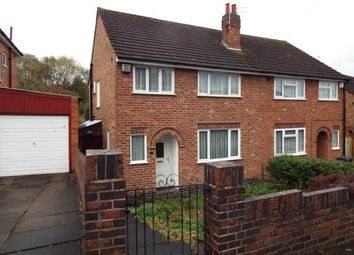 Thumbnail 3 bed semi-detached house for sale in Heacham Drive, Leicester