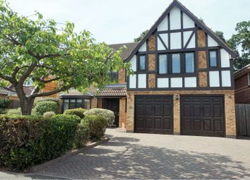 Thumbnail 5 bed detached house for sale in Glendon Way, Dorridge