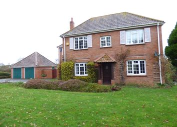 Thumbnail 4 bed detached house for sale in Bradford Abbas, Sherborne