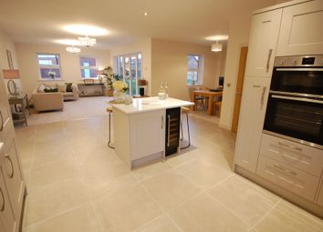 Thumbnail 5 bed detached house for sale in North Lodge, Mill Lane, Legbourne, Louth