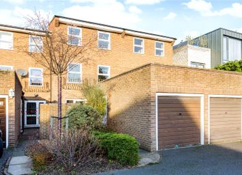 Thumbnail 4 bed terraced house for sale in Ellenborough Place, London