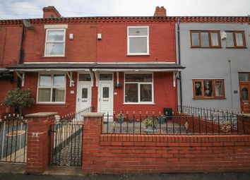 Thumbnail 2 bed terraced house for sale in Scot Lane, Newtown, Wigan