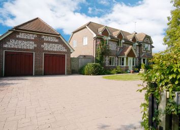 Green Lane, Berrick Salome, Wallingford OX10. 4 bed detached house