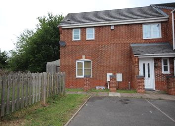 2 bed end terrace house to rent in Pridmore Road, Coventry CV6