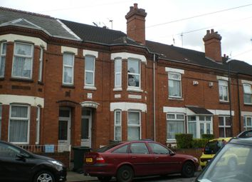 Thumbnail 5 bedroom terraced house to rent in Grantham Street, Stoke, Coventry