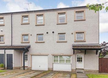 Thumbnail 4 bed end terrace house for sale in Kingsbridge Park Gardens, Glasgow, Lanarkshire
