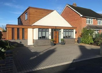 Thumbnail 4 bed detached house for sale in Montfort Road, Coleshill, Birmingham, .