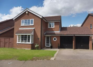 Thumbnail 4 bedroom detached house for sale in Cobbold Street, Roydon, Diss