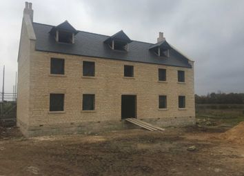 Thumbnail 5 bed detached house for sale in Drisney Farm, Hardwick, Lincoln