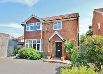 Thumbnail 3 bed detached house for sale in Dragonfly Close, Surbiton, Surrey