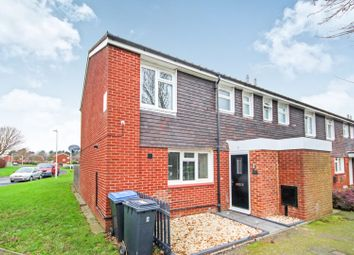 Thumbnail 3 bed end terrace house for sale in Namur Place, Dover