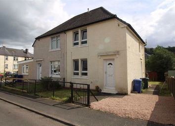 Thumbnail 2 bed semi-detached house for sale in Minto Street, Greenock
