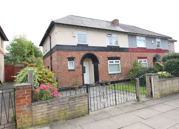 Thumbnail 3 bedroom semi-detached house for sale in Hewitson Road, Liverpool, Merseyside