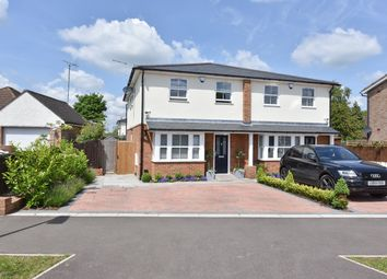 Thumbnail 4 bedroom semi-detached house for sale in Dugdale Hill Lane, Potters Bar