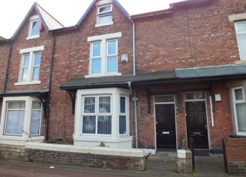 Thumbnail 5 bedroom terraced house for sale in Meldon Terrace, Heaton, Newcastle Upon Tyne