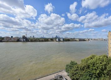 Thumbnail 2 bedroom flat for sale in Hutchings Wharf, Isle Of Dogs