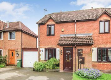 Thumbnail 2 bed semi-detached house for sale in Cantley Road, Riddings, Alfreton