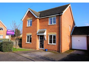 Thumbnail 4 bed detached house for sale in The Oaze, Whitstable