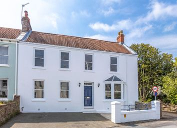 Thumbnail 5 bedroom semi-detached house for sale in 47 Mount Row, St. Peter Port, Guernsey