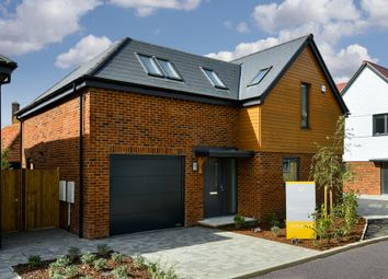 Thumbnail 3 bed detached house for sale in Sweechgate, Broad Oak, Canterbury, Kent