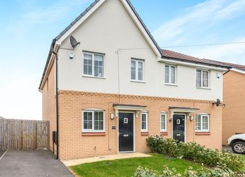 Thumbnail 3 bed semi-detached house for sale in Central Way, Speke, Liverpool
