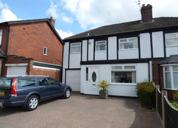 Thumbnail 3 bed semi-detached house for sale in Longsight Road, Holcombe Brook, Bury