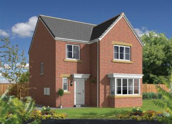 Thumbnail 4 bed detached house for sale in Woodshaw Meadows, Royal Wootton Bassett, Wiltshire