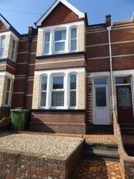 Thumbnail 5 bed terraced house to rent in Clinton Avenue, Exeter