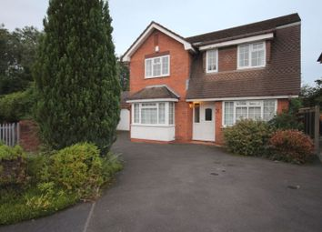 Thumbnail 4 bed detached house to rent in Springwood Close, Walton Park, Preston