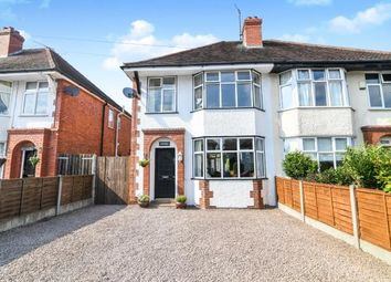 Thumbnail 3 bed semi-detached house for sale in Blanquettes Avenue, Worcester, Worcestershire