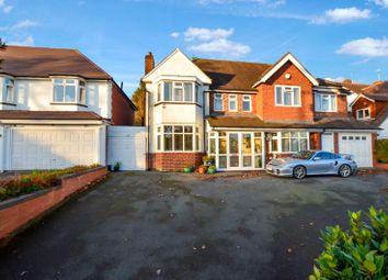 Thumbnail 6 bed detached house for sale in Croftdown Road, Harborne, Birmingham