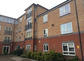Thumbnail 2 bedroom flat to rent in Tanners Court, Lincoln