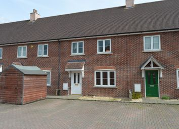 Thumbnail 3 bed terraced house for sale in Budmouth Drive, Gillingham