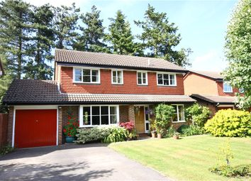 Thumbnail 4 bed detached house for sale in Spencer Gardens, Englefield Green, Surrey